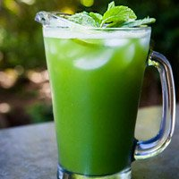 Cucumber Mint Drink