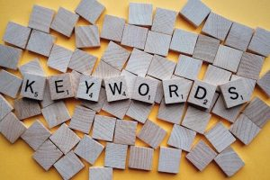 Keywords can help your niche audience find you